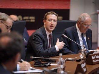 Zuckerberg en la cumbre Asia Pacífico