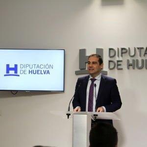 El vicepresidente de la Diputación de Huelva ha dado a conocer las medallas de esta edición