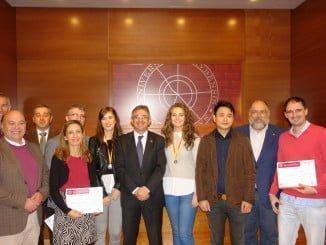 Los premios entregados corresponden a la fase local que se celebró el pasado mes de abril