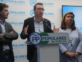 González ha lamentado el fraude que suponen los Presupuestos presentados