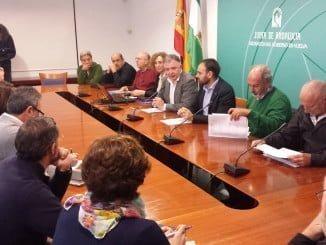 La Junta ha presentado en Huelva el III Plan Ecológico sobre la proyección comercial