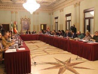 Pleno de noviembre en el Ayuntamiento de Huelva