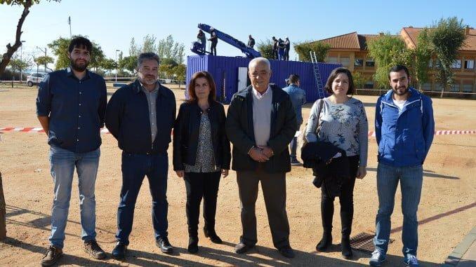 El recinto ferial ha acogido la presentación del proyecto