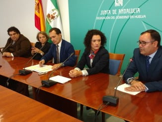 En rueda de prensa se ha explicado el proyecto y los acuerdos entre ambas regiones fronterizas