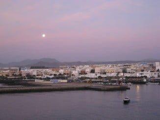 Puerto del Rosario, donde ha sido detenido el joven
