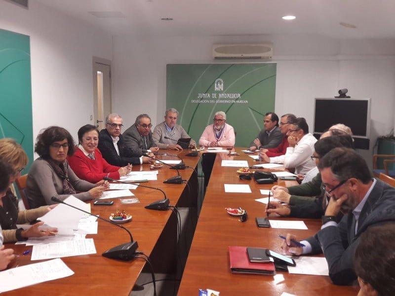 Reunión del Jurado Taurino Provincial