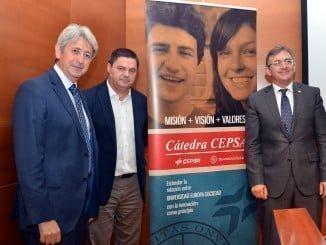 Las jornadas están organizadas por Cátedra Cepsa de la Universidad de Huelva