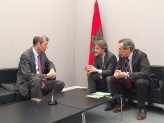 Reunión con el Alto Comisariado de Marruecos