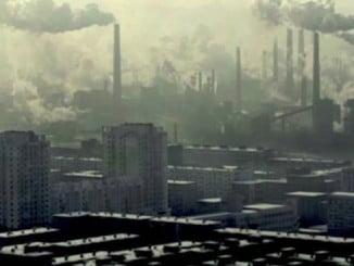las mayores cantidades de dióxido de carbono correspondieron a la Industria manufacturera