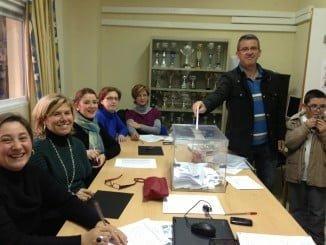 Este proceso electoral se repite en Andalucía cada dos años