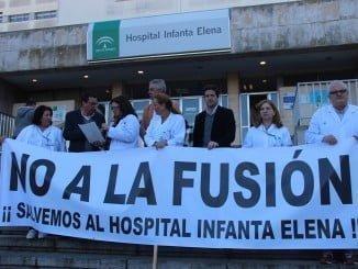 No se habla de las fusiones hospitalarias en las líneas estratégicas de la Consejería para 2017