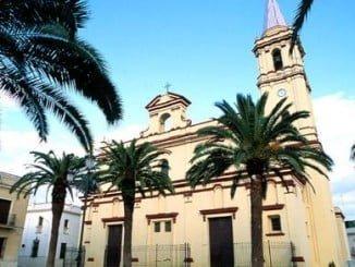 Localidad de Trigueros, donde se cometían los hurtos