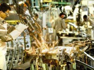 Crece la producción industrial en septiembre, aunque modera el crecimiento