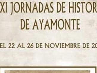 La Unia participa en las XXI Jornadas de Historia de Ayamonte