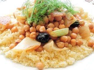 El ingrediente principal de todos los platos deberá ser las legumbres