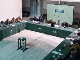 Reunión del sector de la chirla con la Junta para tratar  de dar solución a la situación