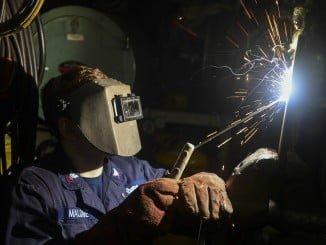 El curso de soldador se impartirá en el nuevo Centro de Formación Aumentada