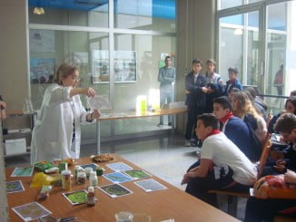 Estos talleres forman parte de la programación de la Semana de la Ciencia