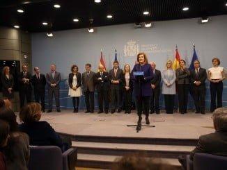 Fátima Báñez y Juan Ignacio Zoido presidirán en Sevilla los actos del Día de la Constitución.