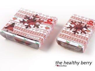Los nuevos formatos navideños que Grufesa pone en circulación para celebrar las Navidades de forma saludable