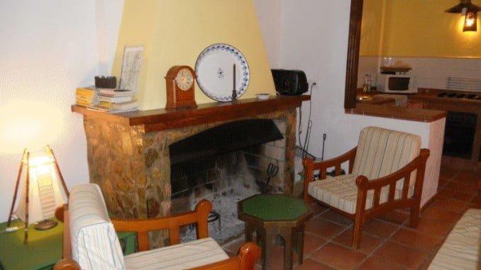Una de las preferencias en este fin de semana de San Valentín es que la casa rural posea chimenea