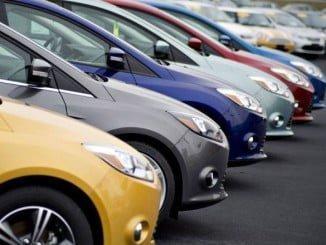 Estancamiento de matriculaciones de vehículos en febrero