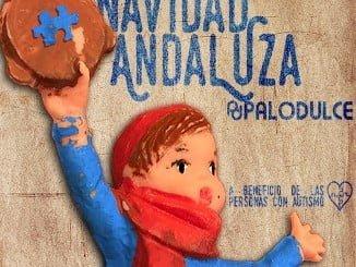 Portada del disco de Palodulce 'Navidad Andaluza'.