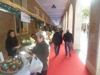 Los productos de Huelva estará en la Gran Vía desde este mismo lunes.