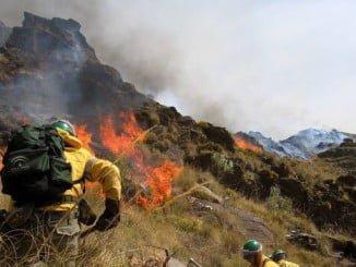 Andalucía mantiene su lucha contra los incendios forestales