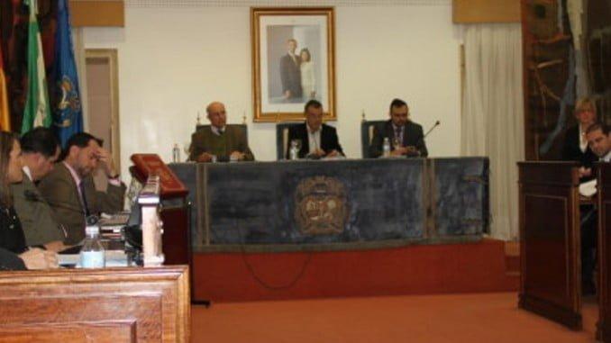 El Pleno de la Diputación aprueba los presupuestos del 2017.