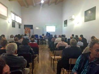 Asamblea de la Agrupación de Defensa Sanitaria Ganadera (ADSG) Ovipor-Andévalo