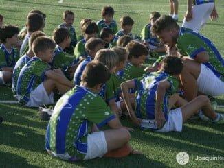 El Campus Gañafote marca el nacimiento de una firma deportiva que viene a fomentar el deporte base