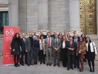 Apoyo institucional de todos los grupos del Congreso al 525 Aniversario del Encuentro entre dos Mundos