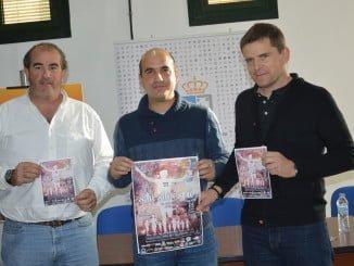 Presentación de la San Silvestre, que cumple su tercera edición