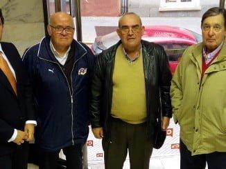 Ciudadanos se ha reunido con la Asociación Onubense de Emigrantes Retornados