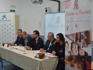 Grufesa ha presentado la campaña de concienciación de la comunidad educativa  bautizada como 'Cultiva tus valores