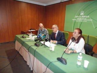 Hoy, Día Mundial del Sida, se ha hecho balance de la situación actual de la enfermedad en Andalucía y Rafael López ha dado a conocer los 40 nuevos casos de VIH en Huelva en 2015