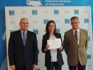 Entrega del Premio del certamen de Relatos Cortos Hablando en Cobre
