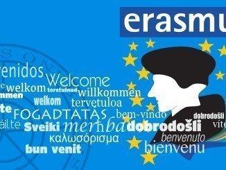 A través del programa Erasmus+ (KA107) se incorporan países como China, Albania y Marruecos