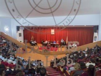La UHU nombra Honoris Causa a Dario Villanueva y Miguel Ángel Ladero