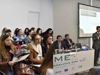 Un nuevo programa de fomento de  marcas andaluzas para que éstas sean conocidas en el exterior fue dado a conocer en IMEX 2016
