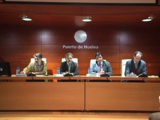 Inauguración de la jornada celebrada en Huelva