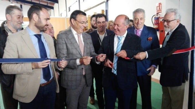 El presidente de la Diputación ha inaugurado la feria