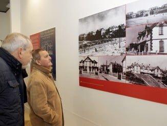 La muestra 'Barrio Obrero. Cien años' permanecerá abierta al público hasta el 29 de enero