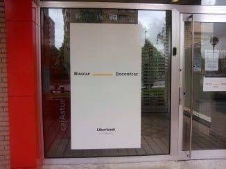 Liberbank era la entidad más afectada, con un retroceso del 11% en el Mercado Continuo
