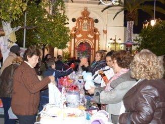Mercadillo Navideño de Almonte