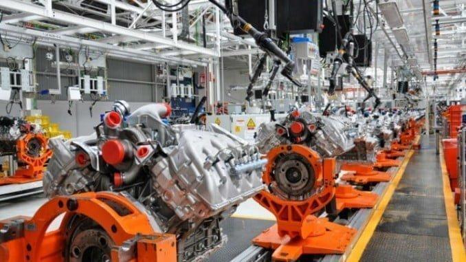 Todos los sectores industriales registraron alzas en su producción