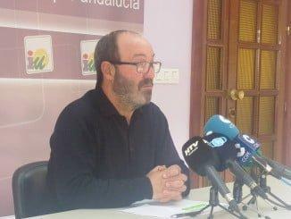 Pedro Jiménez defenderá la propuesta en el pleno de la Diputación