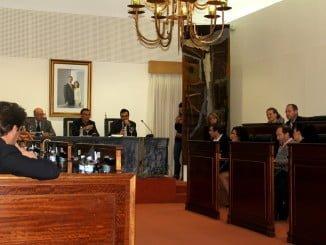 Pleno extraordinario en la Diputación para aprobar el proyecto