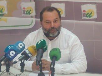 Rafael Sánchez Rufo, de IU